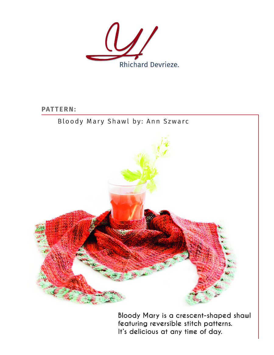 Pattern | BLOODY MARY
