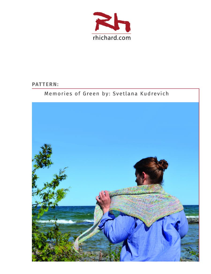 Pattern | MEMORIES OF GREEN